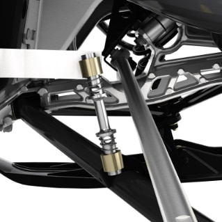 Sway Bar Quick Disconnect Link Kit - (REV-XP Summit 2012 and prior)