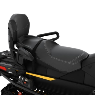 Rubber Latch for LinQ 1 + 1 Backrest - (Right Side)