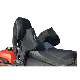 1 + 1 Passenger Muffs - (For seat with handles)