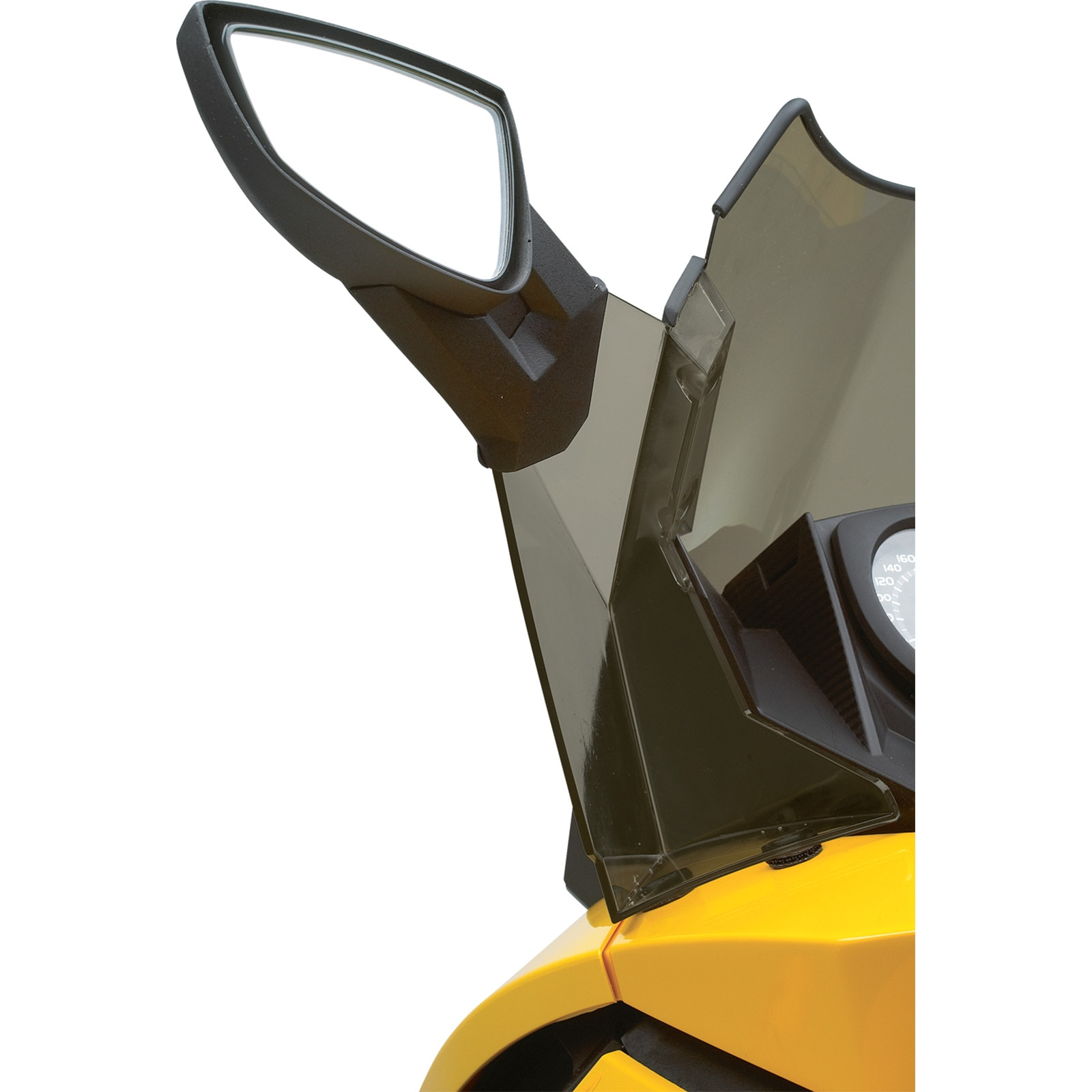 REV-XS Ski-Doo New OEM Medium /& High Windshield Wind Deflector Kit REV-XM