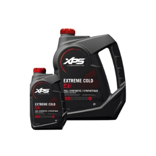 XPS 4-Stroke Extreme Cold Grade Synthetic Oil
