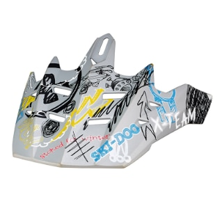 Junior X-1 Cross Doddle Helmet RPM Peak (2015)