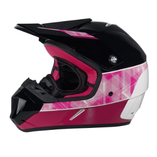 Ladies' XC-4 Cross Helmet
