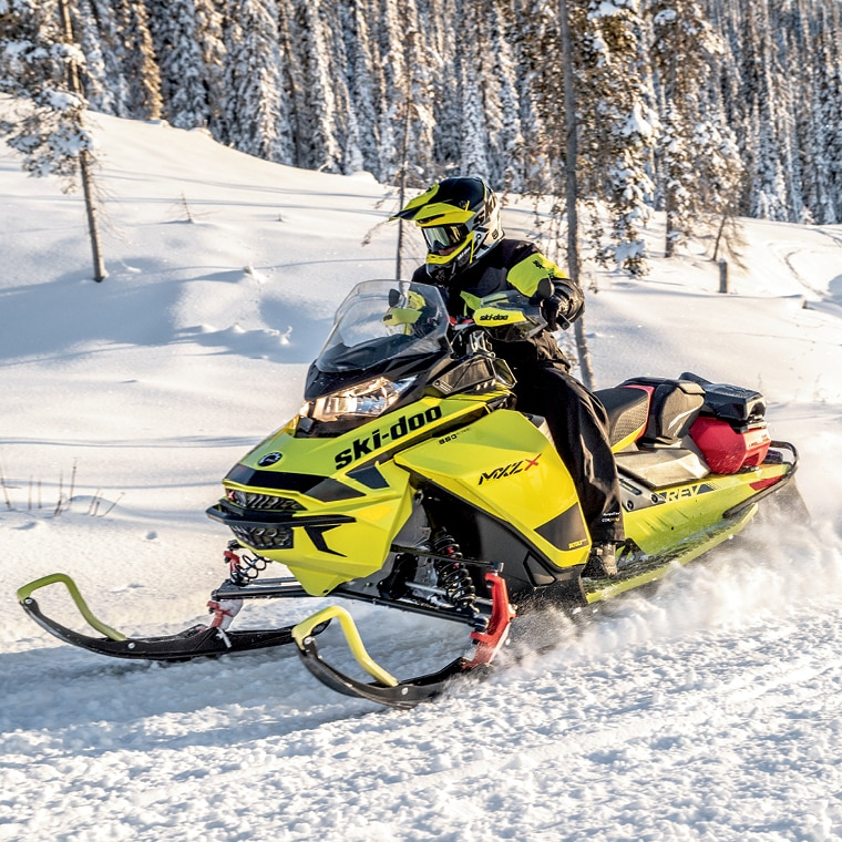 2020 Ski-Doo Snowmobile Clothing, Accessories & Parts