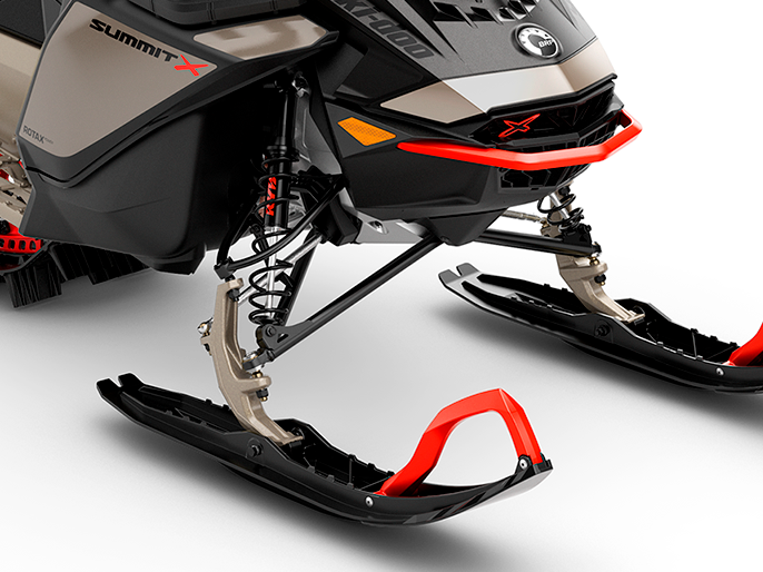 Ski-Doo Summit RAS 3 Front Suspension