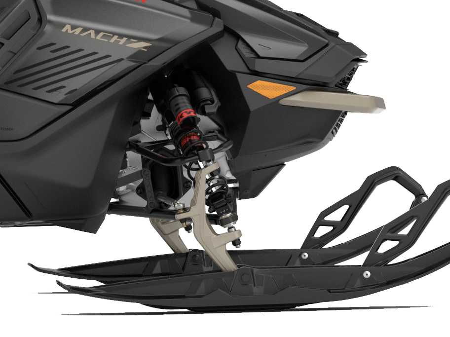 Ski-Doo Mach-Z  Semi-Active Suspension