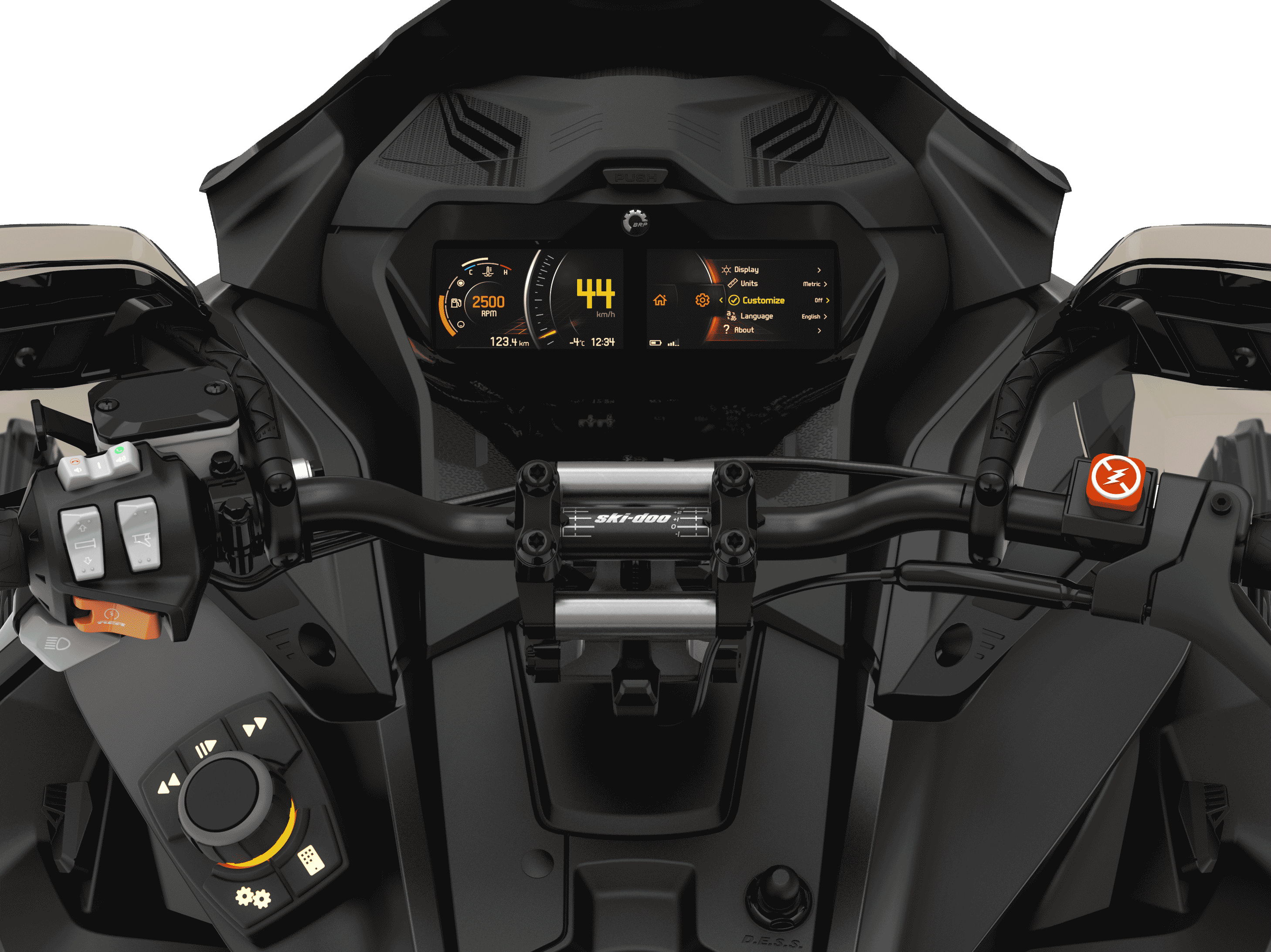 Ski-Doo Digital Display 7.8-inch