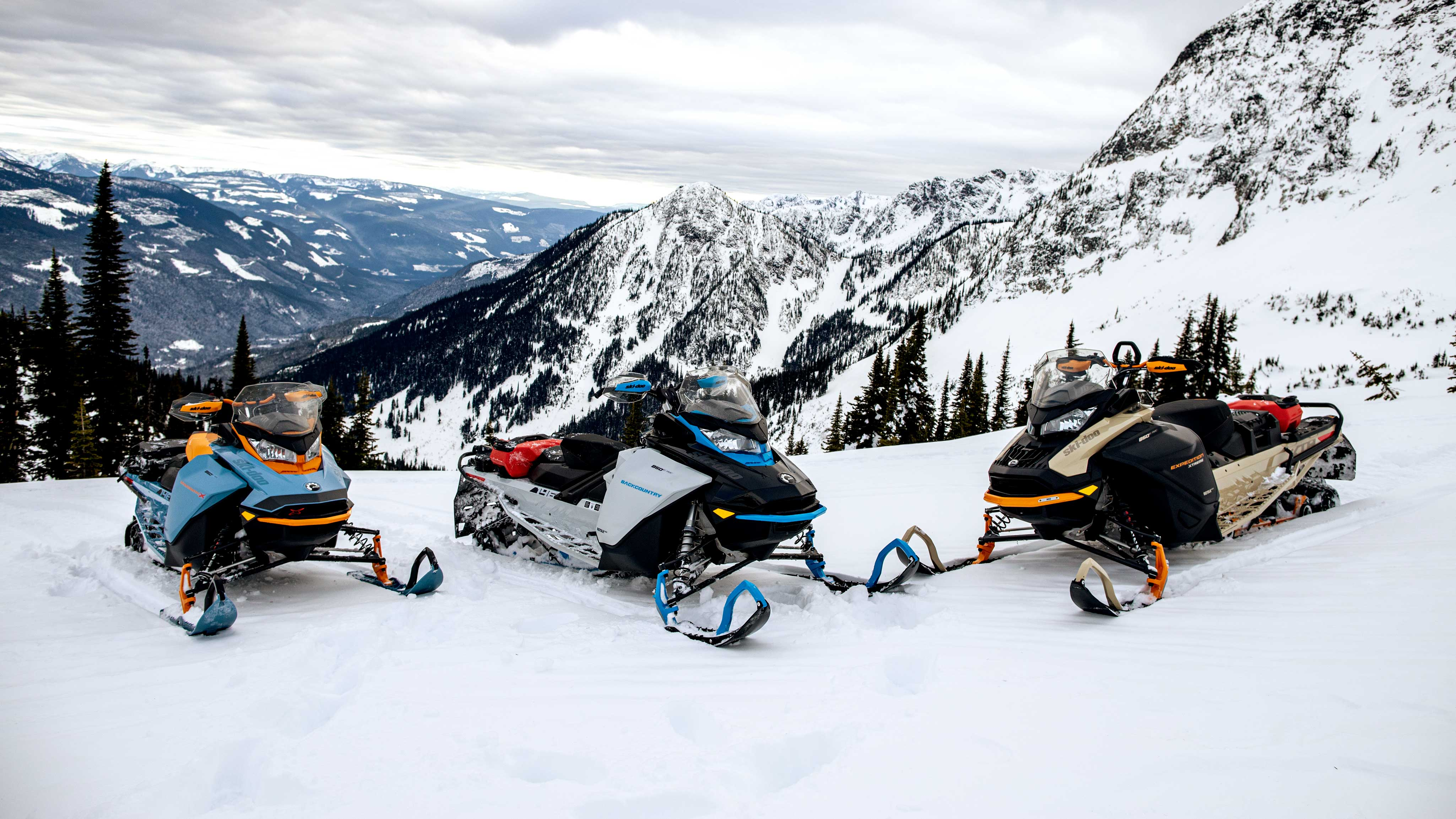 2022 Ski-Doo new sled