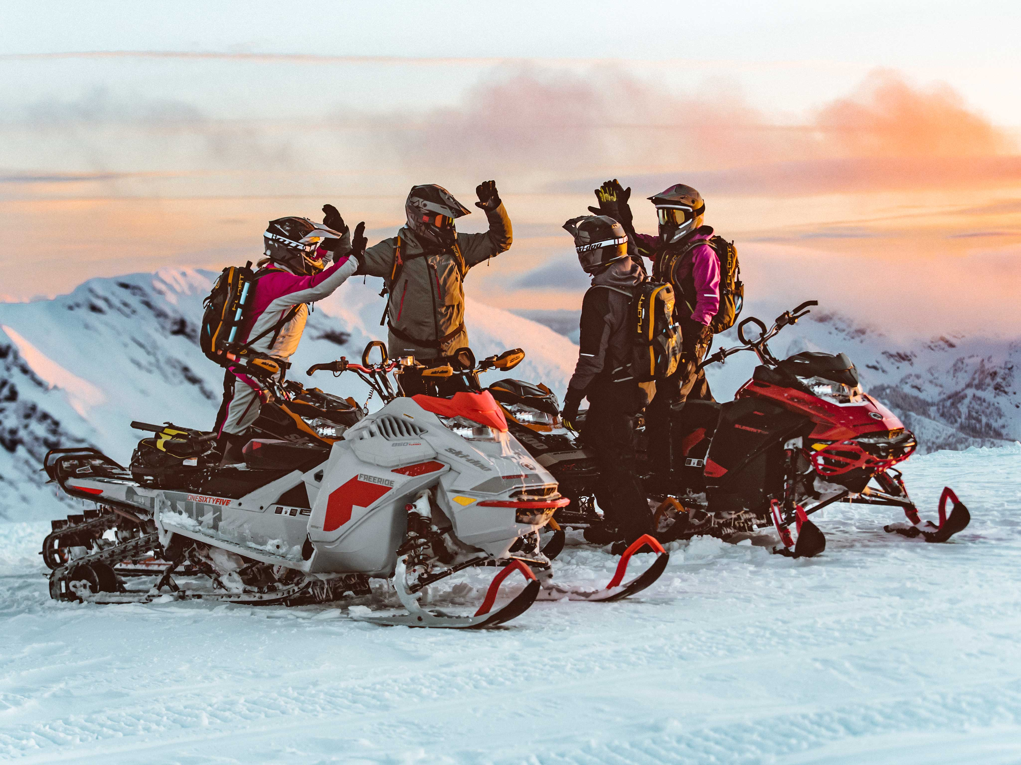 5 cool things About Ski-Doo