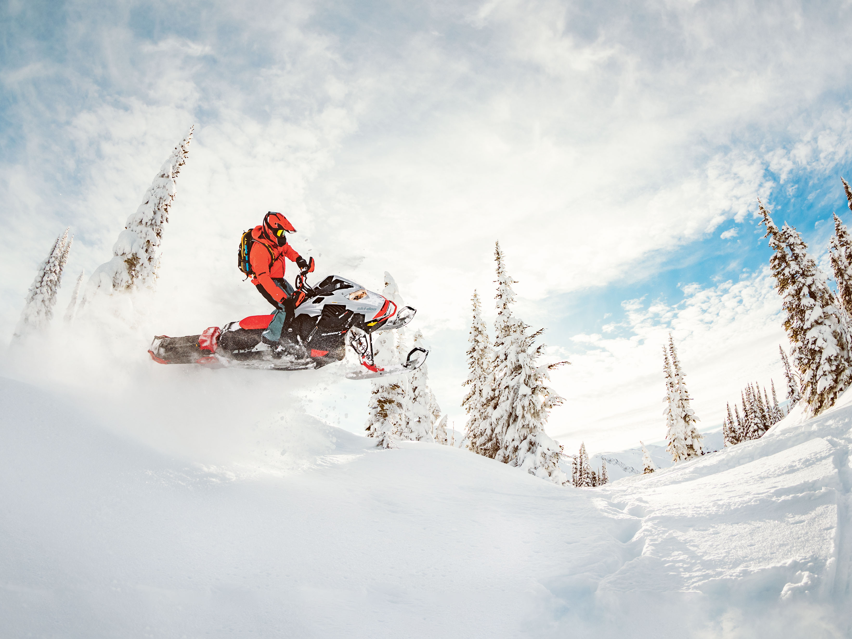 Ski-doo partners with avalanche organizations