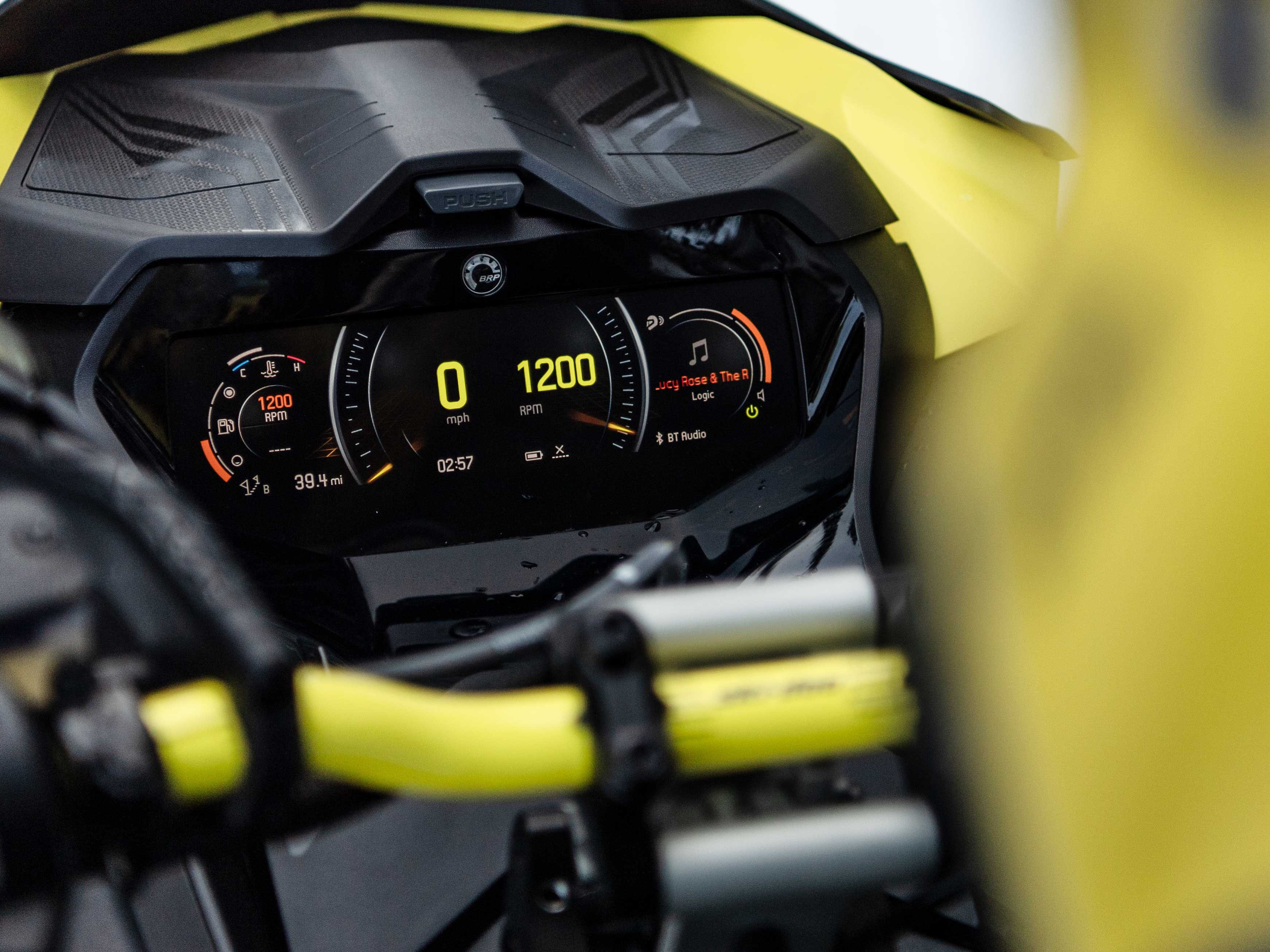2022 New Ski-Doo Gauge