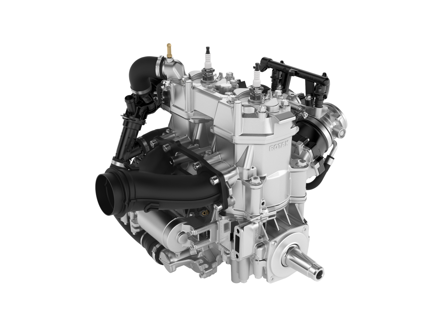 Rotax 600 EFI - Snowmobile engine for Ski-Doo