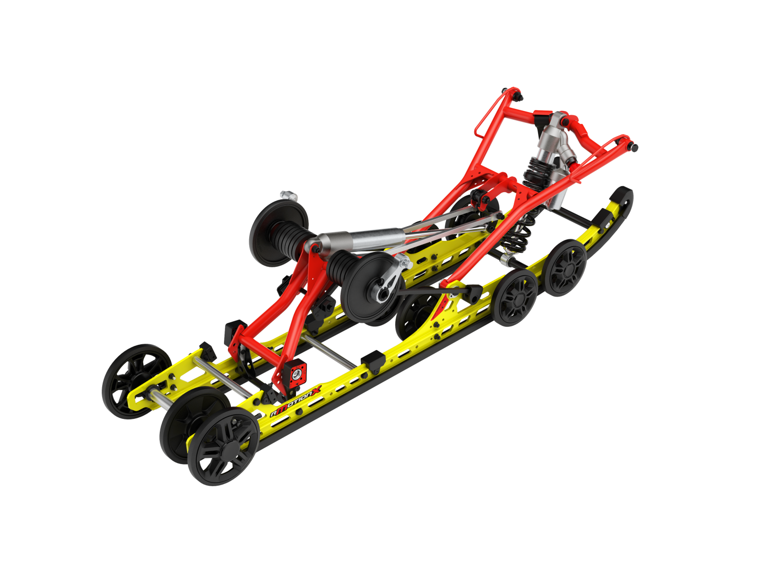 Suspensions rMotion X for Ski-Doo