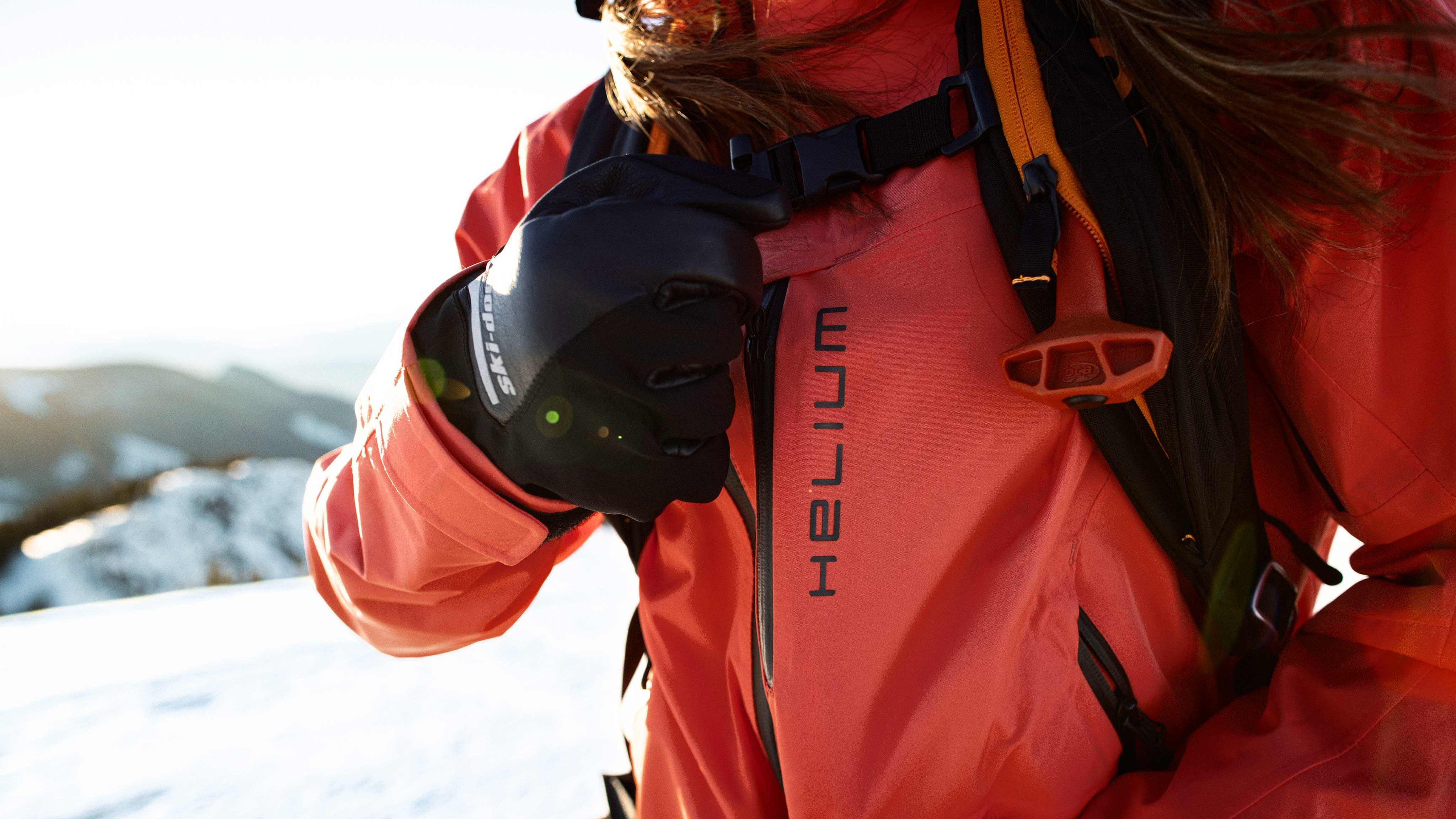 2022 Ski-Doo Helium snowmobile jacket