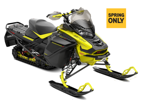 Ski-Doo Snowmobile Renegade X