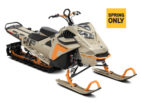 Ski-Doo Snowmobile Freeride