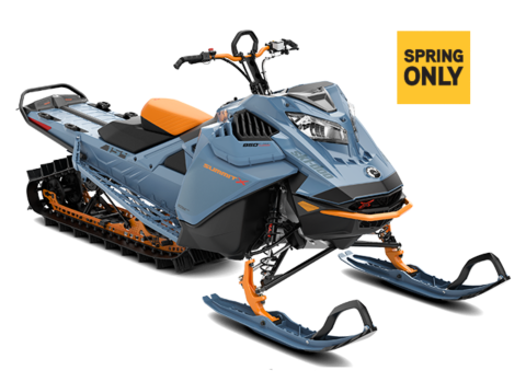 Ski-Doo Snowmobile Summit X