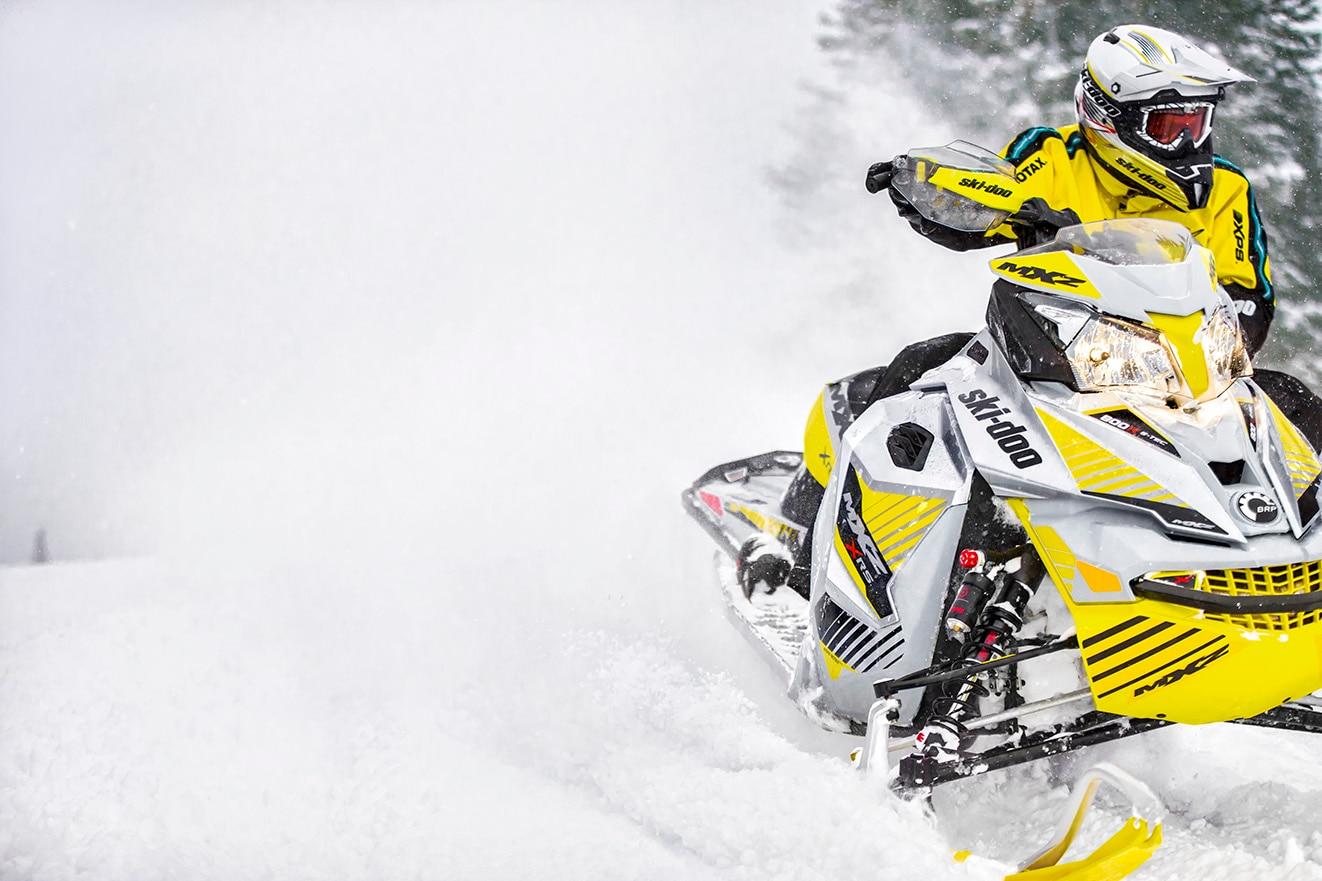 SNOWMOBILE TRACTION MADE EASIER | Ski-Doo USA