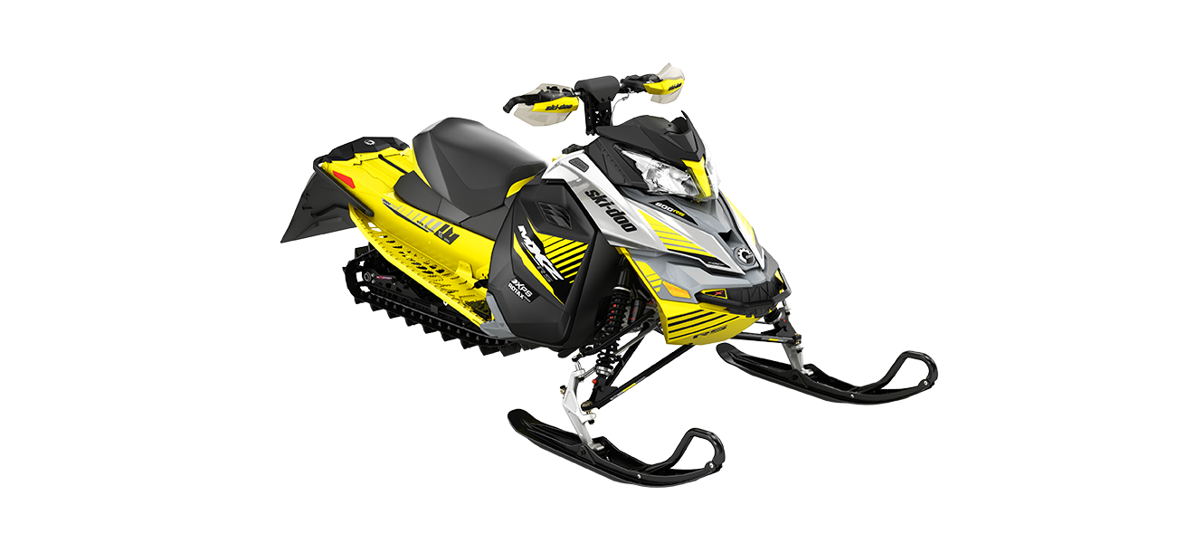 Introducing The 2017 Ski Doo Mxzx 600rs Racing Snowmobile Designed Specifically To North American Snocross Tracks Sled Will Feature Revised