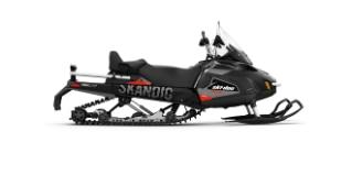 skandic wt sport utility snowmobile ski doo gallery