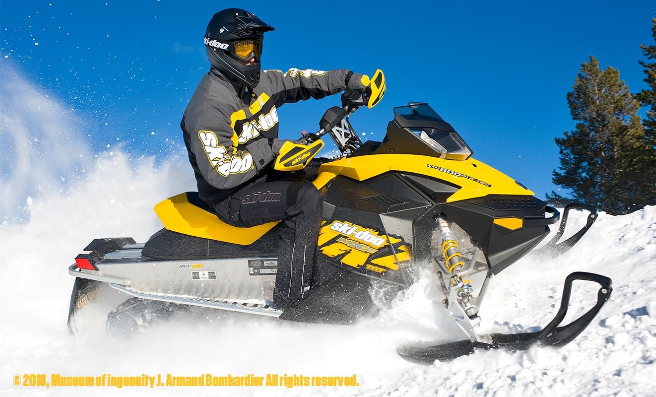 E-TEC Engine Origins | Ski-Doo USA | Ski-Doo USA