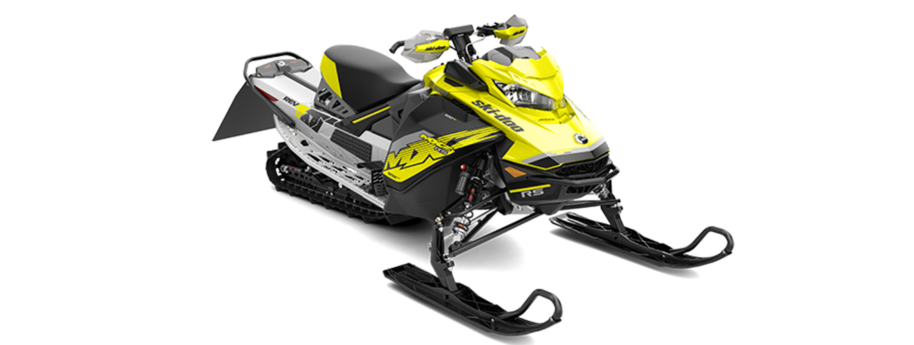 New 599 4cc Etec G4 Coming For The 2019 Model Year Sledding