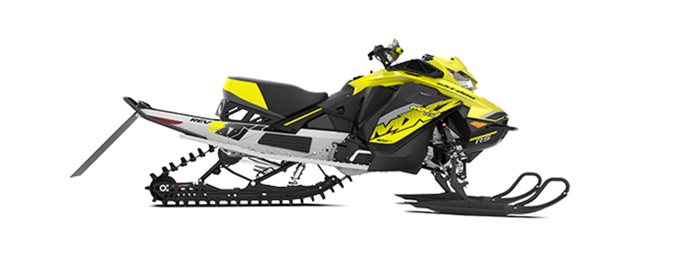 The all new 2018 Ski-Doo MXZx 600RS E-TEC – race sleds redefined
