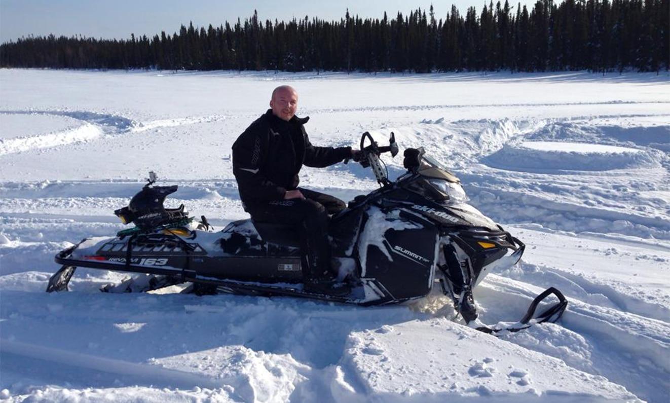 JEFF HANN | Ski-Doo Canada