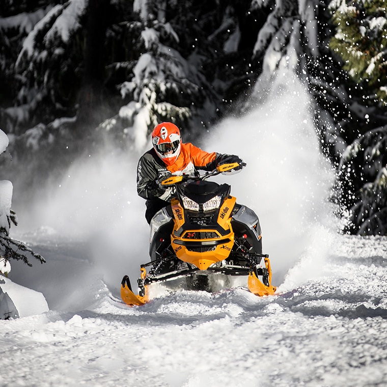 2019 Ski-Doo Snowmobile | What's New | Ski-Doo | Ski-Doo USA
