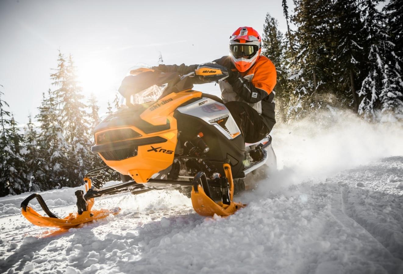 5 Cool Things about Ski-Doo REV Gen4 Snowmobiles
