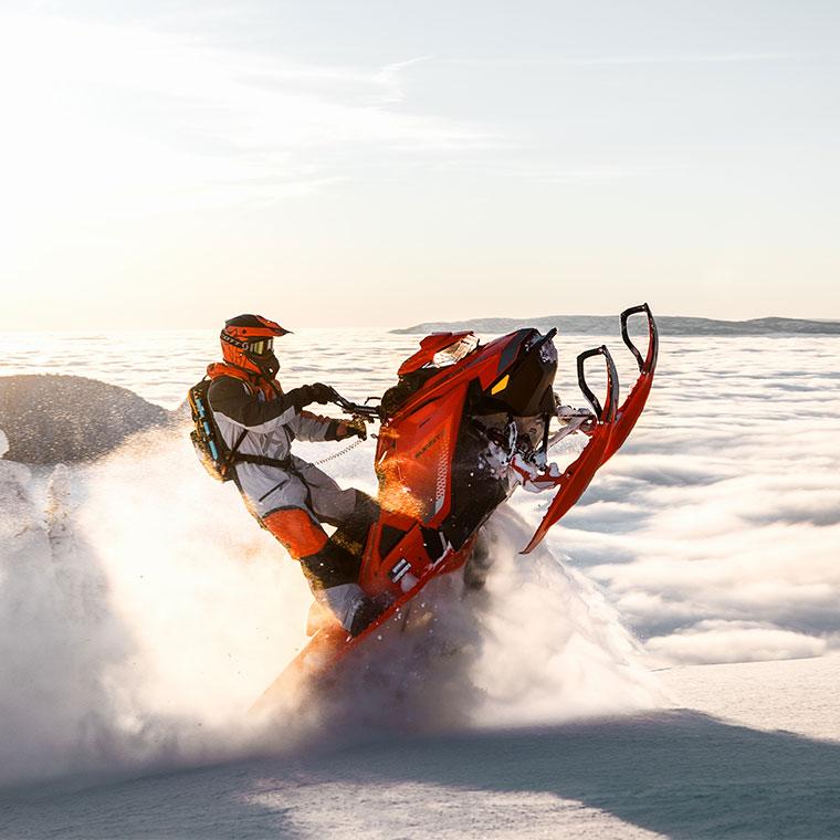 Win a Ski-Doo | Ski-Doo USA