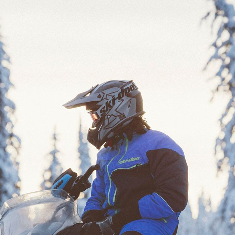 8c0b62f2 Ski-Doo snowmobile helmet accessories XP-X