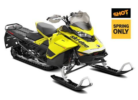 Ski-Doo Snowmobile Backcountry X