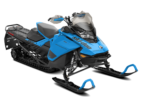 Ski-Doo Snowmobile Backcountry