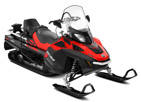 Ski-Doo Snowmobile Expedition SWT