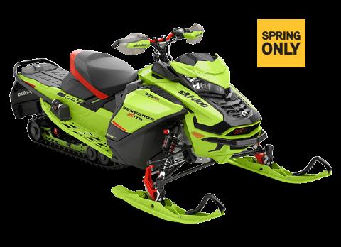ski-doo snowmobile renegade x-rs