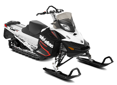 Ski-Doo Snowmobile Summit Sport