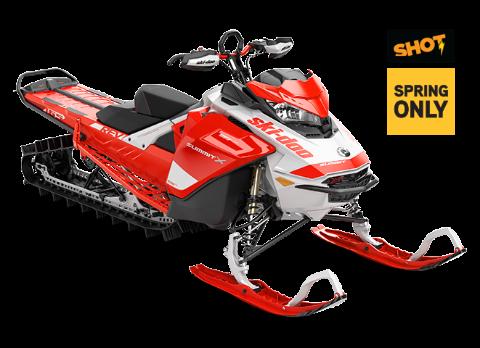 Snowmobile E-TEC SHOT Starter | Ski-Doo USA