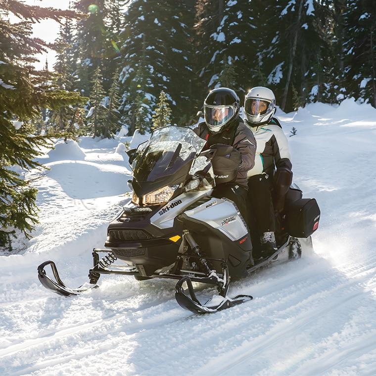 Best Touring Snowmobile 2020 2020 Grand Touring for Sale | Touring Snowmobile | Ski Doo USA