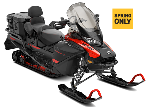 Ski-Doo Snowmobile Expedition SE