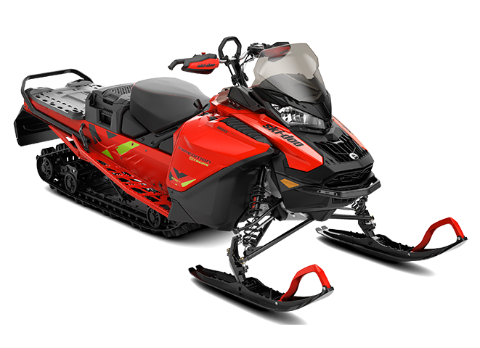 Ski-Doo Snowmobile Expedition Xtreme