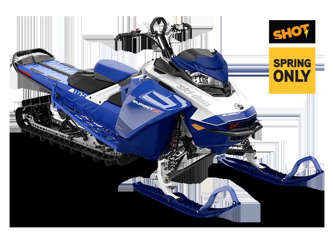 Rear Bumper 2018 Ski-Doo Summit X E-TEC 850 165 Snowmobile