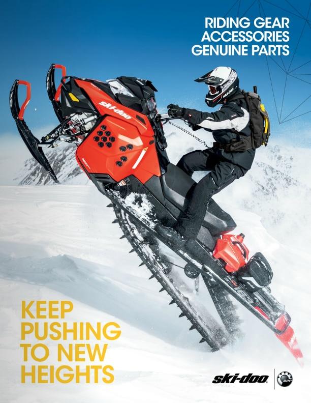 Ski Doo Parts >> Brochures