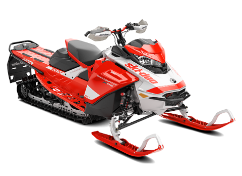 Ski-Doo Snowmobile Backcountry X-RS